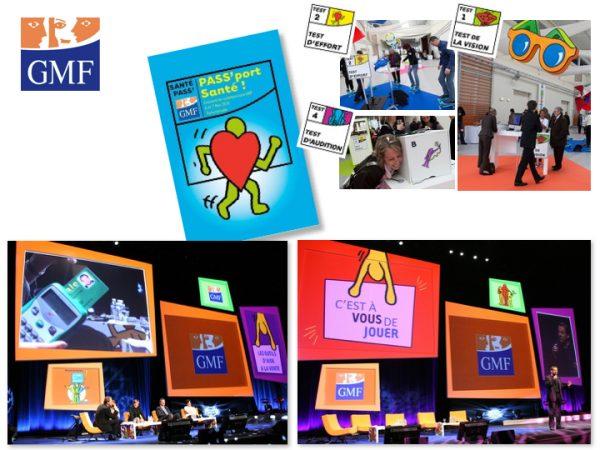 GMF – Convention de Lancement de Santé Pass