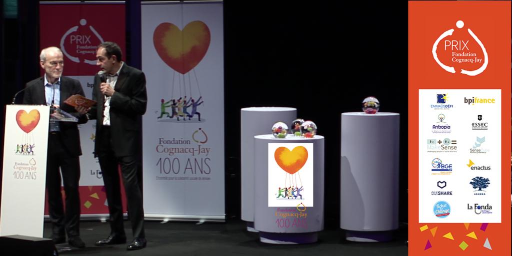 Fondation Cognacq-Jay – 100 ans au Cent Quatre – Création MMM