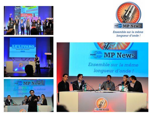 Mundipharma – Convention délégués médicaux : sur la même longueur d'ondes